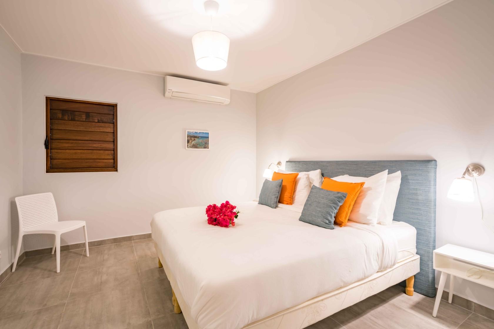 Villa-Flamingo-Slaapkamer